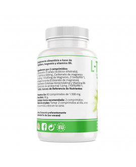L-Triptófano | 60 Comprimidos