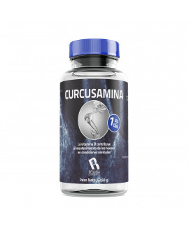 Curcusamina | 60 Cápsulas